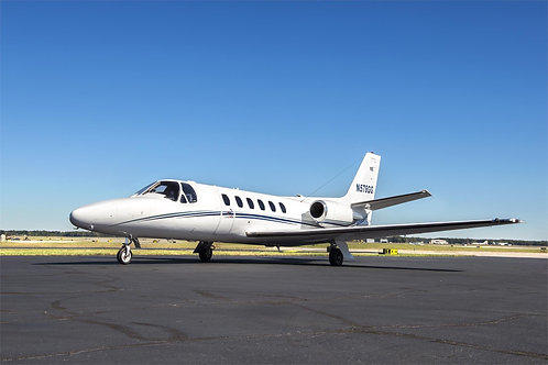 1985 Cessna Citation SII S550-0079 N578GG