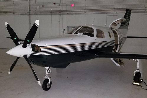 1984 Piper Malibu N190CC