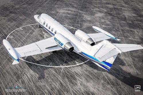 1988 Learjet 35A 35A-644 N577RM