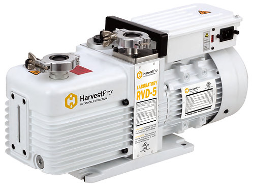 Harvest Pro Commercial RVD-5 Vacuum Pump - 115 Volt 60 Hz 1 Phase