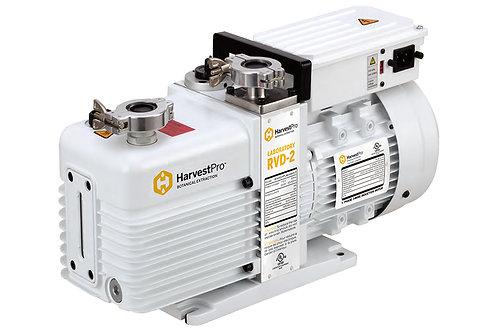 Harvest Pro Laboratory RVD-2 Vacuum Pump - 115 Volt 60 Hz 1 Phase
