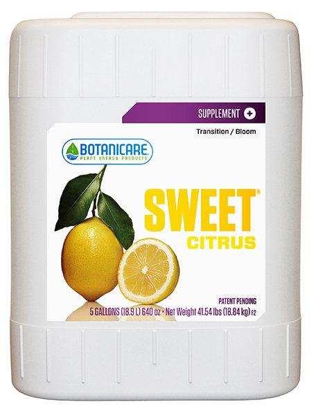 Botanicare Sweet Citrus 5 Gallon
