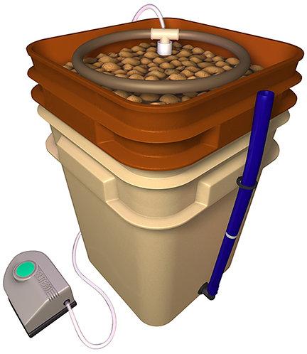 General Hydroponics® WaterFarm® Complete & Modular Systems