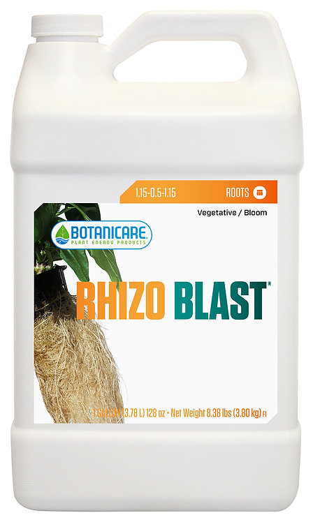 Botanicare Rhizo Blast Gallon (4/Cs)