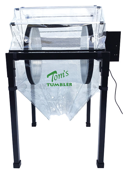 Tom's Tumbler TTT 2200 Commercial System – Trimmer/Pollen Extractor/Dry Sifter