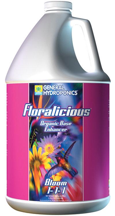 GH Floralicious Bloom 1 Gallon (4/Cs)