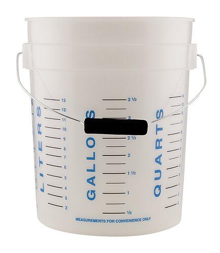 Measure Master® Graduated Measuring Buckets