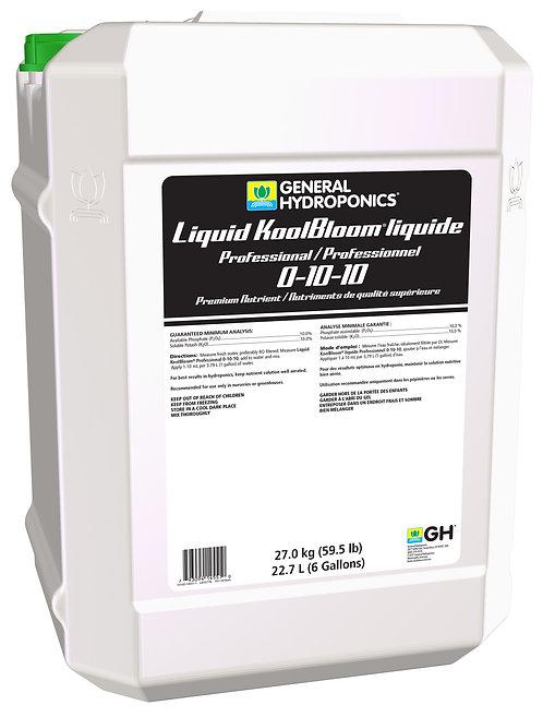 GH Liquid KoolBloom Pro 6 Gallon