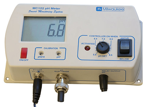 Milwaukee Instruments pH Controller - MC122
