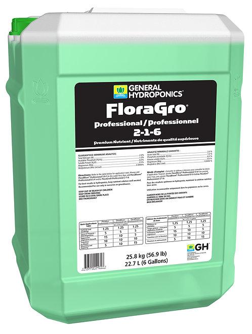 GH FloraGro Pro 6 Gallon