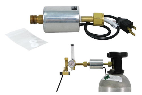 Titan Controls® CO2 Inline Heater