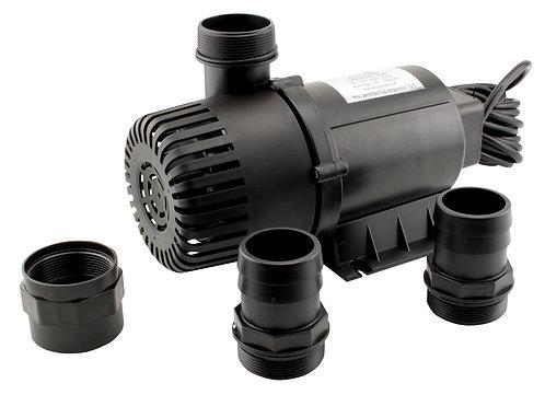 EcoPlus Eco 7400 Fixed Flow Submersible/Inline Pump 7400 GPH (2/Cs)