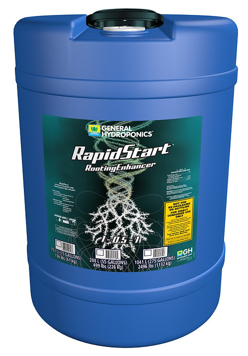 GH RapidStart 15 Gallon