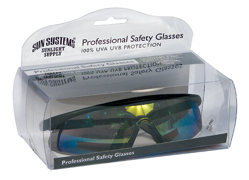 Sun Systems Professional UV Safety Glasses