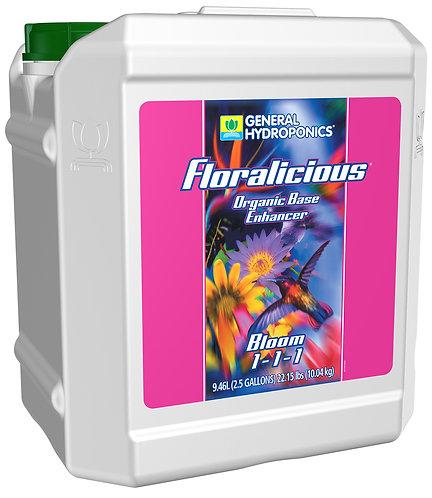 GH Floralicious Bloom 2.5 Gallon (2/Cs)
