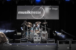gig at MusikMesse2016 Centerstage