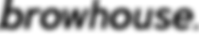 zwart logo browhouse.png