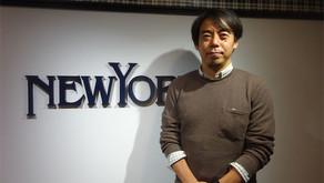 NEW YORKER 様のインタビュー記事が日本ネット経済新聞に掲載されました。