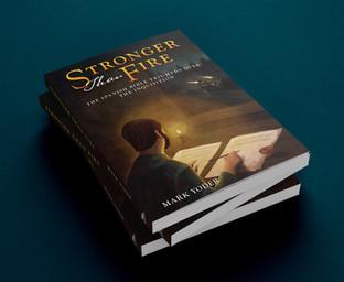 Stronger Than Fire Book - Christian Aid Ministries