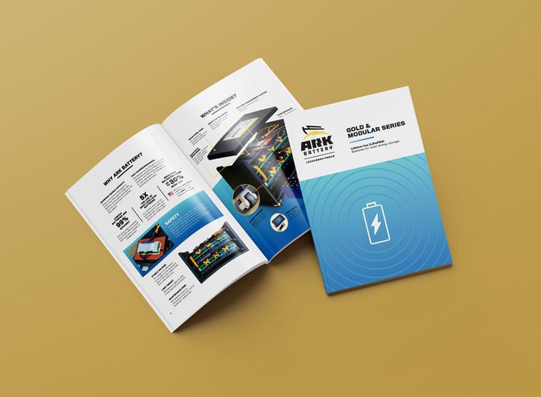ARK Battery Brochure - Envirosol