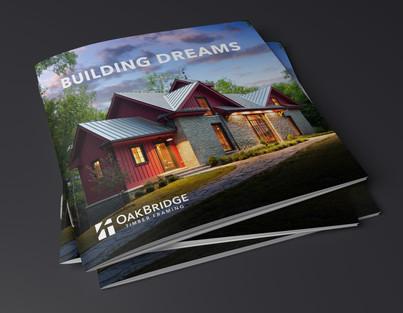 Dream Home Booklet - Cover - Oakbridge Timber Framing