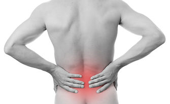 Spine and back pain treated at KOPI