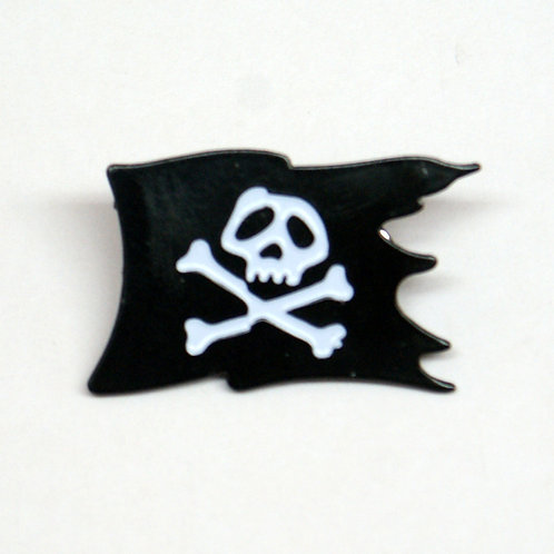 Captain Harlock enamel pin