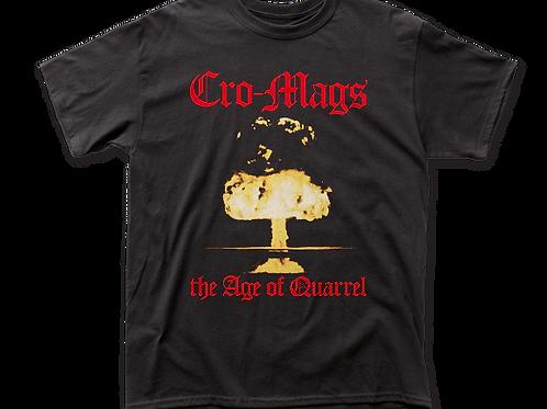 Cro-Mags - the Age of Quarrel t-shirt