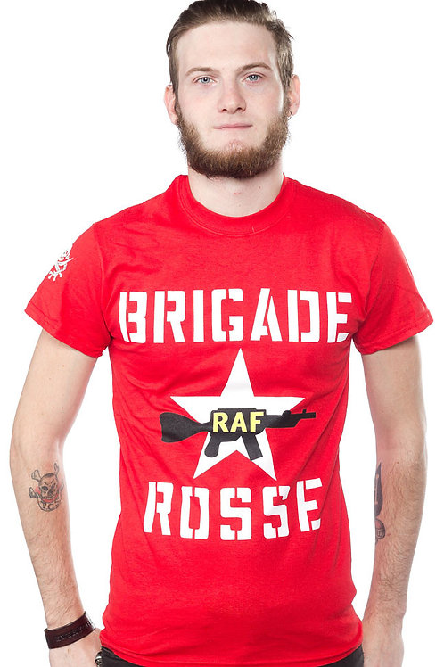 Brigade Rosse shirt by Vive 1977