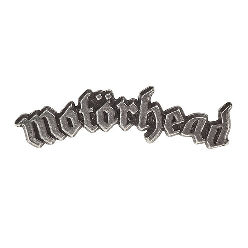 Motorhead Logo Badge