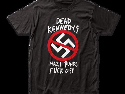 "Dead Kennedys ""Nazi Punks Fuck Off"" shirt"