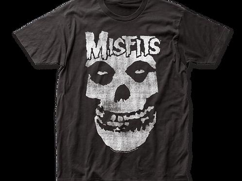 The Misfits Distressed Fiend Skull