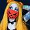 Thumbnail: Trick or Treat Pumpkin Face Mask