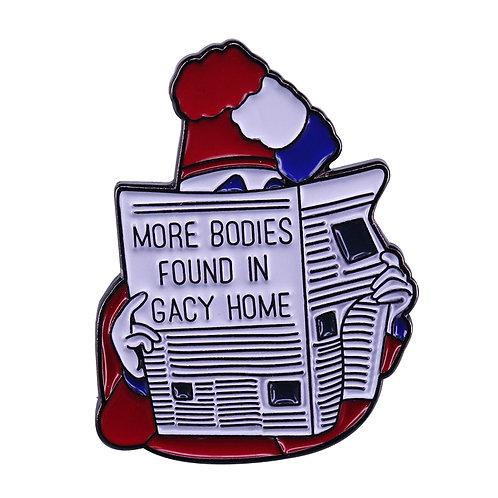 John Wayen Gacy pin