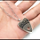 Thumbnail: Ouija Planchette Necklace
