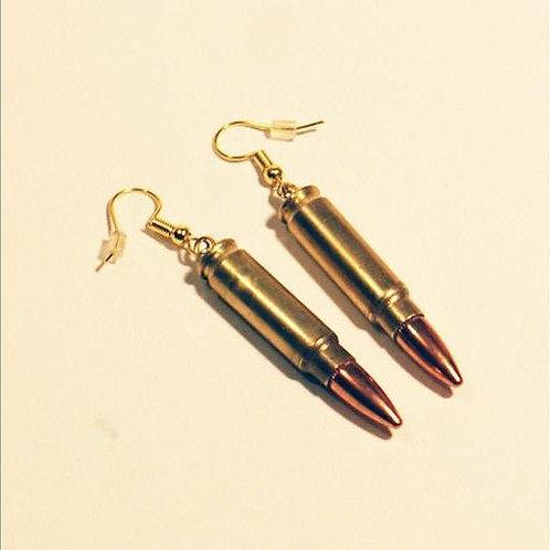 Five-seveN Bullet Earrings