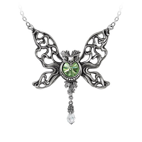 Le Phantom Vert Necklace by Alchemey of England