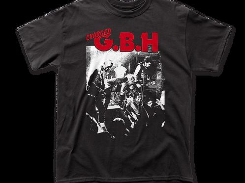 G.B.H. live photo shirt