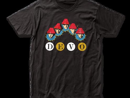 DEVO - Energy Dome Heads t-shirt