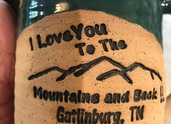 Love you to the Mountains and Back