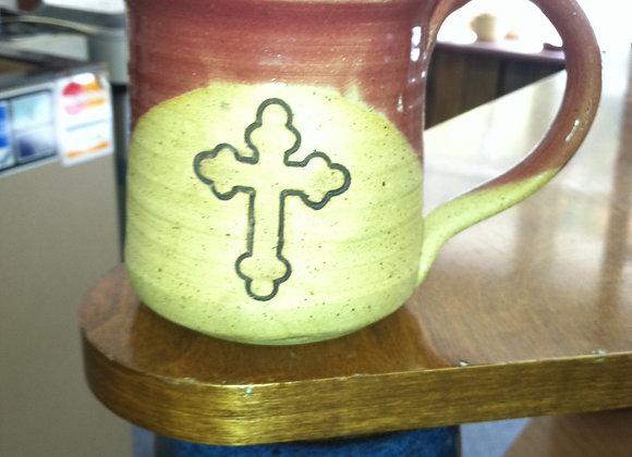 English Cross mug