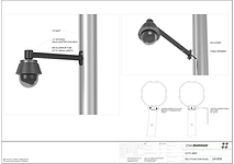 5. UA CCTV Arm Multi Function Pole.png