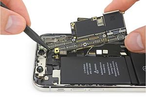 ремонт материнской платы iphone в Волгог