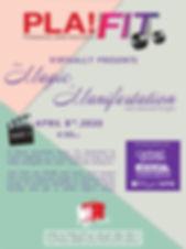 Magic of Manifestation invite_April 2020