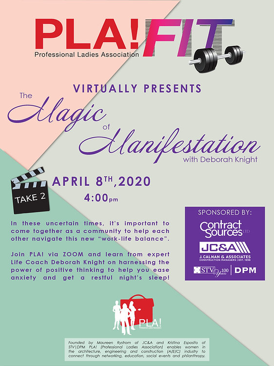 Magic of Manifestation invite_April 2020