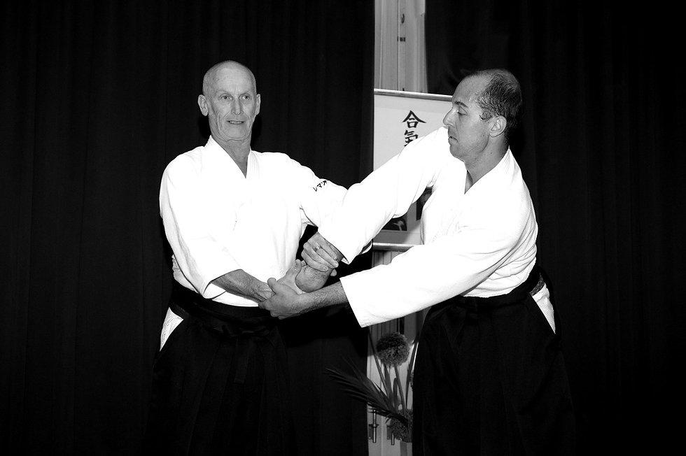 © Aïkido Club Valais - Sierre et Sion