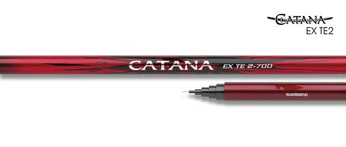 Shimano Catana EX TE 2 - MT. 6