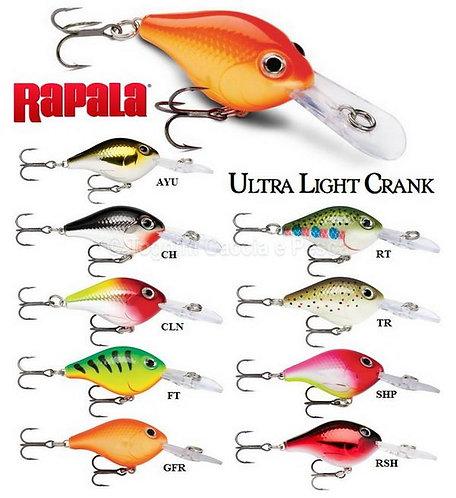 Rapala Ultra Light Crank ULC-3 (3cm)