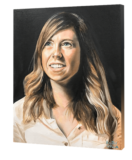 hand painted portraits from photos
