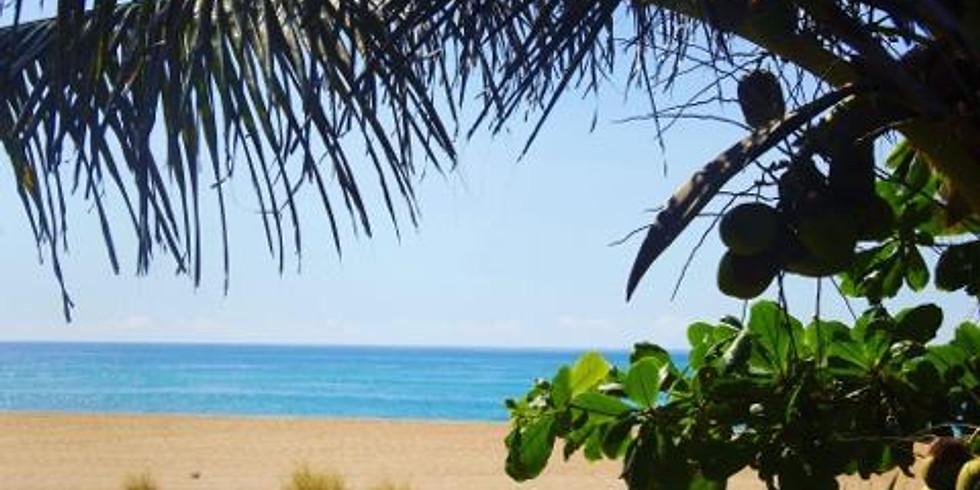 Magic of Mozambique / Reset retreat w/ Teemu & Elisa